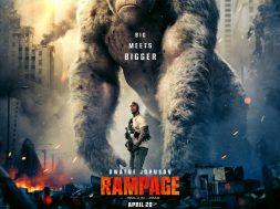 Rampage Movie Trailer 2018