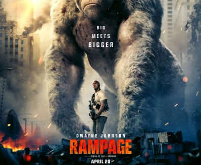 Rampage Movie Trailer 2018