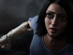 Alita Battle Angel Movie Trailer 2018