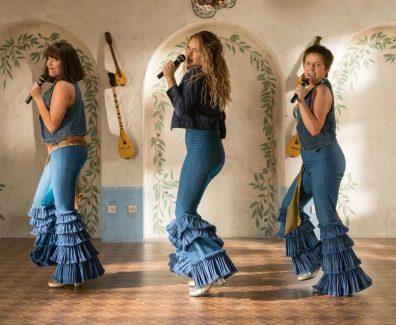 Mamma Mia Here We Go Again Movie Trailer 2018