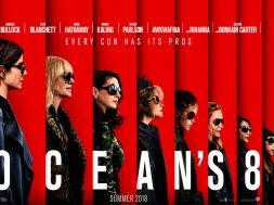 Ocean's 8 Movie Trailer 2018