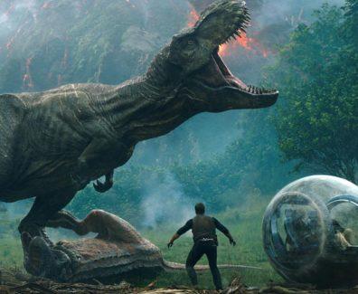 Jurassic World Fallen Kingdom Movie Trailer 2 2018