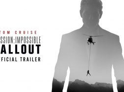Mission Impossible Fallout Movie Trailer 2018
