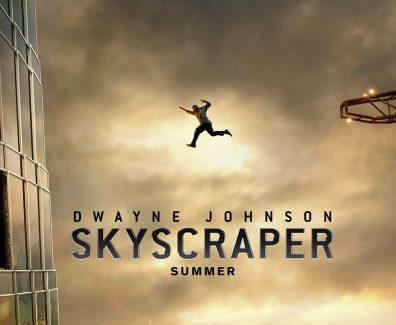 Skyscraper Movie Trailer 2018