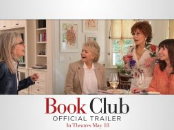 Book Club Movie Trailer 2018