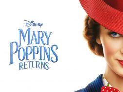 Mary Poppins Returns Movie Trailer 2018