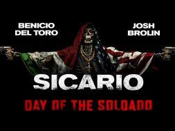Sicario Day Of The Soldado Movie Trailer 2018