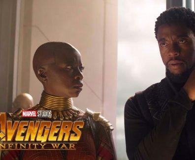 Avengers Infinity War Movie Chant TV Spot 2018