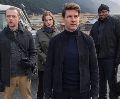 Mission Impossible Fallout Movie Trailer 2