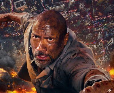 Skyscraper Movie Trailer 2 2018