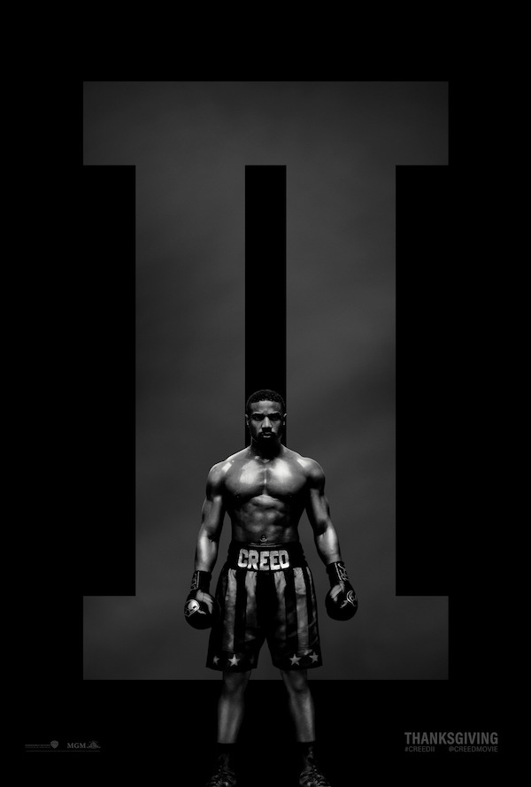 Creed 2 Movie Poster 2018