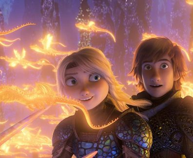 How to Train Your Dragon The Hidden World Movie Trailer 2019