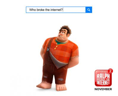 Ralph Breaks the Internet Wreck It Ralph 2 Movie Trailer 2 2018