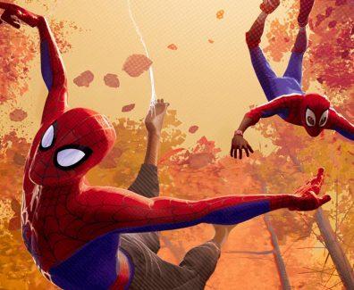Spider Man Into the Spider Verse Movie Trailer 2018