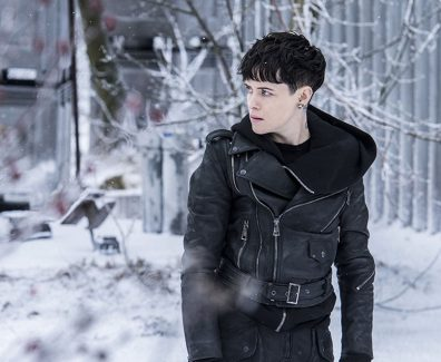 The Girl in the Spider's Web Movie Trailer 2018