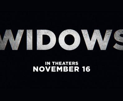 Widows Movie Trailer 2018