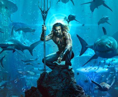 Aquaman Movie Trailer 2018