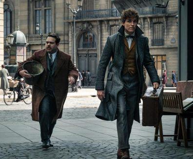 Fantastic Beasts The Crimes of Grindelwald Movie Trailer 2 2018