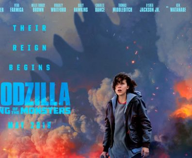 Godzilla King of the Monsters Movie Trailer 2019