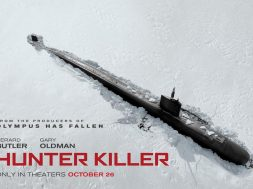 Hunter Killer Movie Trailer 2018