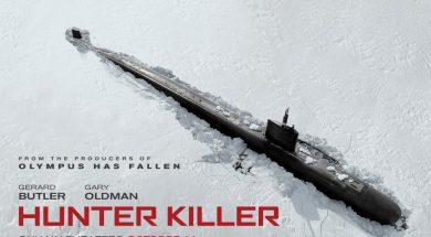 Hunter Killer Movie Trailer 2018