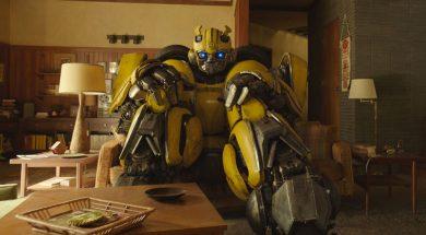 Bumblebee Movie Trailer 2 2018