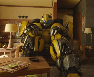 Bumblebee Movie Trailer 2 2018
