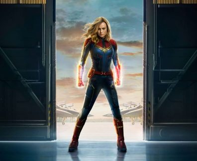 Captain Marvel Movie Trailer 2019