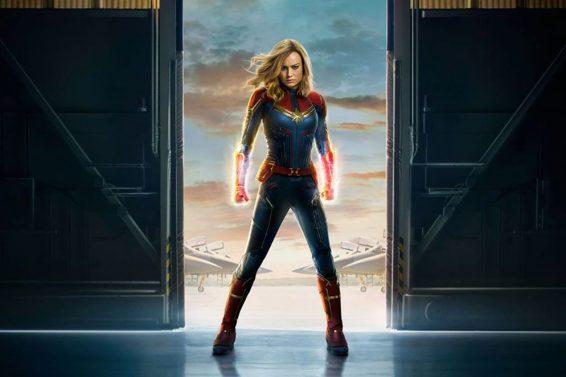 Captain Marvel Movie Trailer 2019