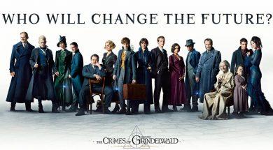 Fantastic Beasts The Crimes of Grindelwald Movie Trailer 3
