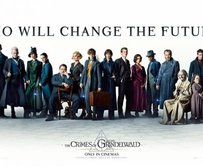 Fantastic Beasts The Crimes of Grindelwald Movie Trailer 3