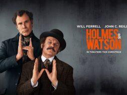 Holmes Watson Movie Trailer 2018