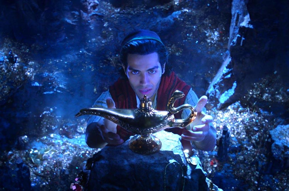 Aladdin 2019 Movie Trailer Trailer List