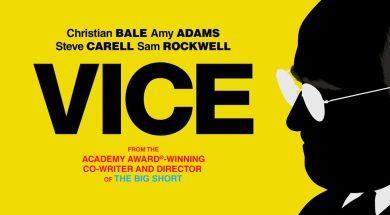 Vice Movie Trailer 2018