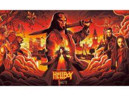 Hellboy Movie Trailer 2019