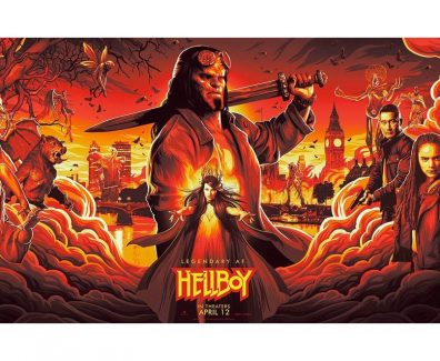 Hellboy Movie Trailer 2019