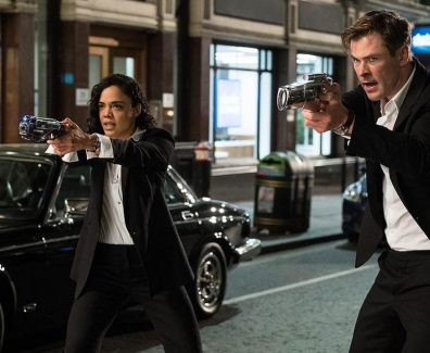 Men In Black International Movie Trailer 2019