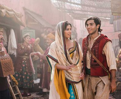 Aladdin Movie Trailer 3 2019