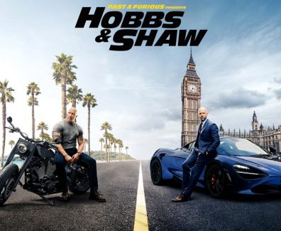 Fast Furious Presents Hobbs Shaw Movie Trailer 2019