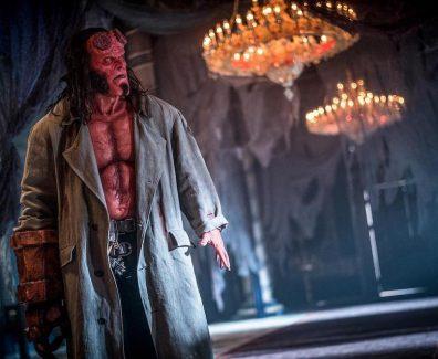 Hellboy Movie Trailer 2 2019