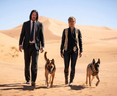 John Wick Chapter 3 Parabellum Movie Trailer 2019
