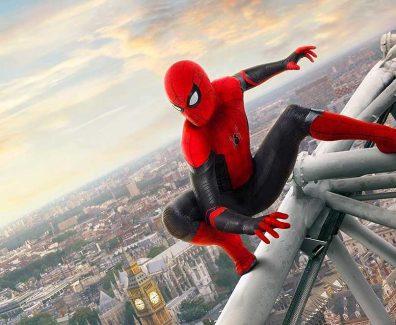 Spider Man Far From Home Movie Trailer 2019