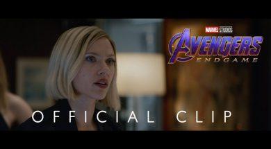 Avengers Endgame Movie Film Clip 2019