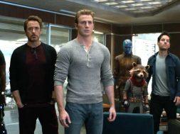 Avengers Endgame Movie Trailer 4 2019