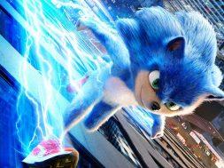 Sonic The Hedgehog Movie Trailer 2019