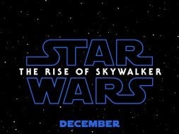 Star Wars The Rise of Skywalker Movie Trailer 2019