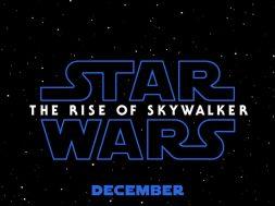 Star Wars The Rise of Skywalker Movie Trailer 2019