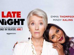 Late Night Movie Trailer 2019