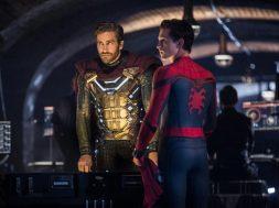 Spider Man Far From Home Movie Trailer 2 2019