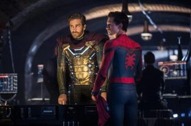 Spider Man Far From Home Movie Trailer 2 2019